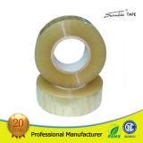 Transparent BOPP Carton Packing Gummed Tape