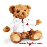 Plush Doctor Dress Bear