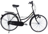 26inch 1-Speed Tradional Bike, Old Style Bike, City Bicycle