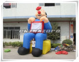 Customized Inflatable Product Model for Business Advertisement