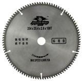 T. C. T Circular Saw Blade for Aluminium Cutting