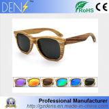 Personality Wooden Sun Glasses Zebra Bamboo Sunglasses