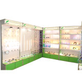 LED Multi-Function Display Cabinet for Showrooms