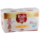 Ruis Baby Diapers with Elastic Waist 360 Leakage-Proof (RS05)
