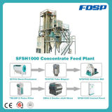 Good Self Balancing Feed Plant Line Concentrate Feed Pellet Machine