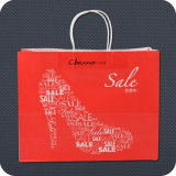 Promotional Kraft Paper Bag with Twist Handle