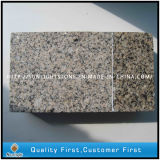 Polished/Flamed Desert Gold Pearl Granite Tiles for Outdoor Floor