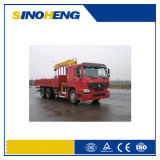 Sinotruk HOWO 8 Tons Crane Truck for Sale