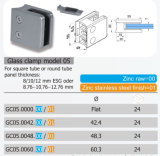 Large Square Type Zinc Alloy Shower Room Glass Clip (GC05.00/01)