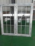 Germany Roto Hardware UPVC Outward Open Window and Door