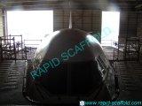 Aircraft Platform Hot DIP Galvanized Ringlock Scaffolding