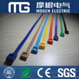 114th Canton Fair Booth 5.1d22 and 5.1e42 CE RoHS SGS PA66 Self-Locking Nylon Cable Tie