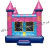 Pink Castle, New Design Inflatable Castle; Outdoor Castle B1176