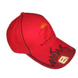 Fashion Baseball Cap with Flame Logo Bb232