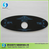 4mm Unbreakable Colored Tempered Oven Glass