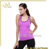 Wholesale Summer Sleeveless Women′s Sportswear Lady Yoga Wear Pants
