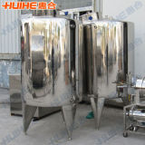 Stainless Steel Cone Shape Storage Tank