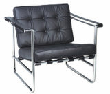 Leisure Relax Leather Lounger LC Chair