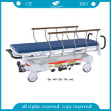 Good Quality CE&ISO Approved AG-Hs001 Hospital Hydraulic Stretcher