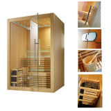 Monalisa Family LED Light Dry Sauna House