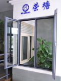 Fashion Model Aluminium Windows and Doors Open Indoor
