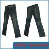Women Dirty Wash Denim Jeans (JC1040)
