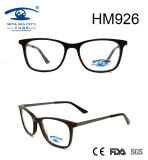 Simple Design High Quality Acetate Optical Eyewear Eyeglasses (HM926)