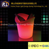 Club Battery Operated LED Glowing Beer Wine Bucket