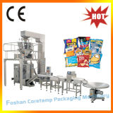 Full Automatic Packaging Machine for Potato Chips Snack Zv-420A/520A