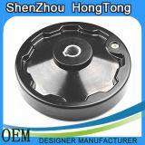 Bakelite Handwheel with Ripple Back / Phenolic Resin Products