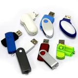 Swivel USB Flash Drives 1GB 2GB 4GB 8GB 16GB 32GB Capacity Available (ZH-014)