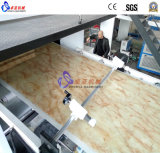 PVC Marble Sheet/Panel Extruder Machine