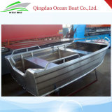 Ce Approved 11FT 3.35m Aluminium Fisherman Leisure Fishing Open Boats