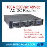 220VAC 48VDC Rectifier System