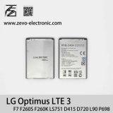 Original Mobile Phone Li-ion Battery 100% New Bl-54sh for LG Optimus Lte 3 F7 F260s F260k Ls751 D415 D720 L90 P698