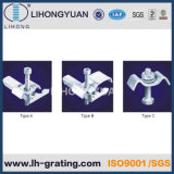 Galvanized Steel Grating Fasteners for Grating Installation