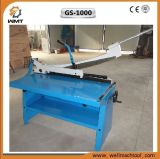 GS-1000 Guillotine Shear Equipment with Ce Standard