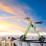 Newest Aluminium Electric Folding Portable City Tricycle Scooter