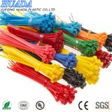 High Quality Cable Tie Self-Locking Nylon Cable Zip Ties/ Zip Wrap, Black and White