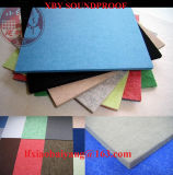 SGS Approved 100% Polyester Fiber Acoustic Panel for Wall Panel & Ceiling Panel Decoration Board