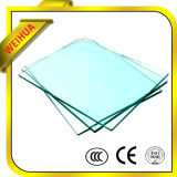 Clear 10mm/12mm Tempered Glass Office Door