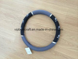 PVC Car Steering Wheel Cover with Relfective