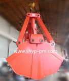 Motor Hydraulic Clamshell Grab with Ce