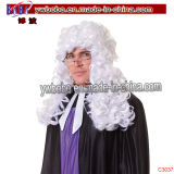 Halloween Carnival Party Costumes Afro Wig Party Supply (C3037)