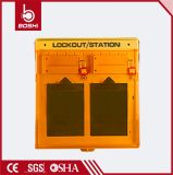 Bd-B208W High Quality Safety Lockout Tagout Station