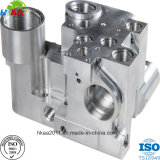 Precision CNC Milling Stainless Steel Hydraulic Manifold, CNC Milling Manifold Parts
