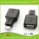 Micro USB 5pin OTG Adapter Connector for Cell Phone Tablet