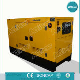 113kw Soundproof Type Natural Gas Powered Generators