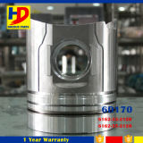 Truck and Excavator Engine Parts 6D170 Piston with Pin with OEM Standard Size