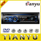 Single DIN Fixed Panel Car DVD VCD for Music Player 607